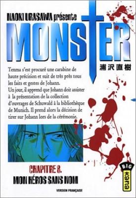 """Afficher """"Monster n° 8Mon héros sans nom"""""""