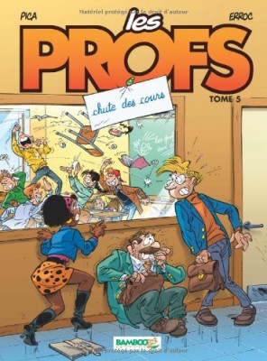 """Afficher """"Profs (Les ) n° 5 Chute des cours"""""""