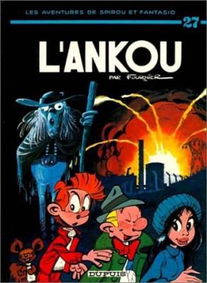 """Afficher """"Les Aventures de Spirou et Fantasio n° 27 L'Ankou"""""""