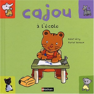 """Afficher """"Cajou n° 8À l'école"""""""