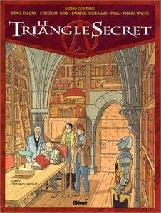 """Afficher """"Le triangle secret n° 4 L'évangile oublié"""""""