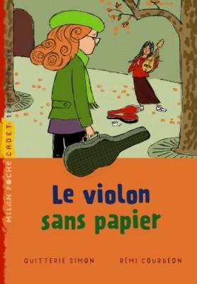 """Afficher """"Le violon sans papiers"""""""