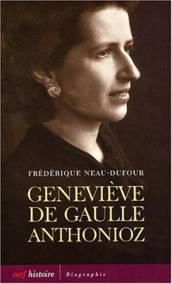 vignette de 'Geneviève de Gaulle Anthonioz (Frédérique Dufour)'