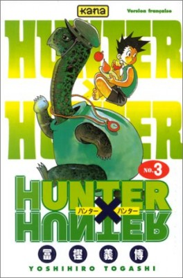 "Afficher ""Hunter x Hunter n° 3"""