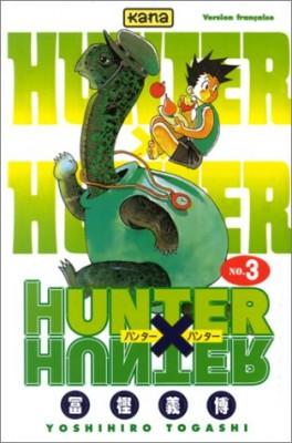 "Afficher ""Hunter x Hunter. n° 3Hunter x Hunter"""