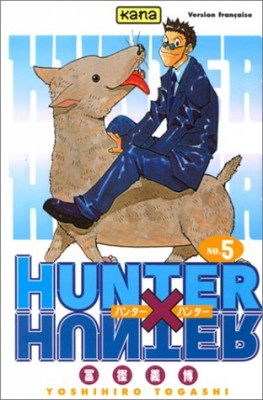 "Afficher ""Hunter x Hunter n° 5"""