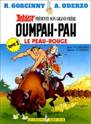 """Afficher """"Une aventure d'Oumpah-pah n° 1 Oumpah-pah le peau rouge"""""""