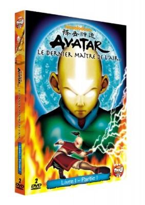 """Afficher """"Avatar, le dernier maître de l'air n° Livre 1, partie 1"""""""