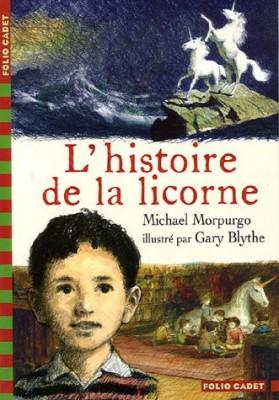 """Afficher """"L'histoire de la licorne"""""""