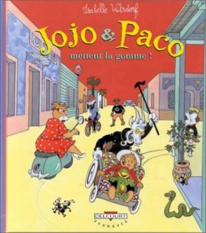 "Afficher ""Jojo et Paco n° 2 Jojo et Paco mettent la gomme !"""