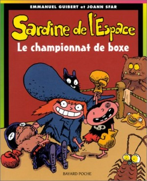 """Afficher """"Sardine de l'espace. n° 5 Le championnat de boxe"""""""