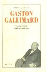 "Afficher ""Gaston Gallimard"""