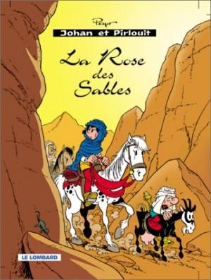 """Afficher """"Johan et Pirlouit n° T.17 La Rose des sables"""""""