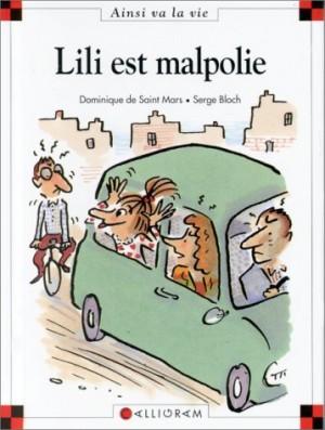 "Afficher ""Max et Lili n° 41Lili est malpolie"""