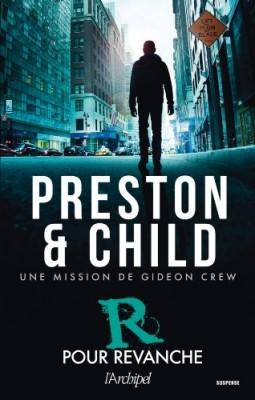 """Afficher """"Une mission de Gideon Crew n° 1R pour revanche"""""""