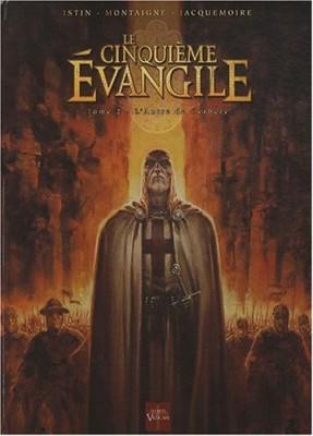 vignette de 'Le cinquième Évangile n° 2<br />L'antre de Cerbère (Jean-Luc Istin)'