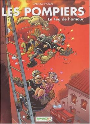 """Afficher """"Pompiers (Les) n° 3 feu de l'amour (Le)"""""""
