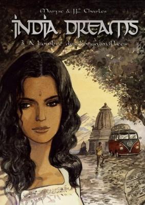 """Afficher """"India dreams n° 3 A l'ombre des bougainvillées"""""""
