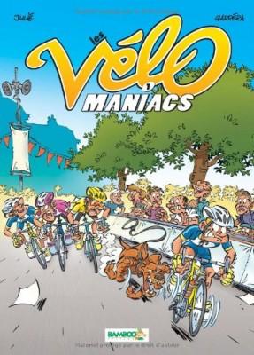 """Afficher """"Les vélo maniacs n° 1"""""""