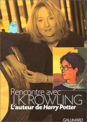 """Afficher """"Rencontre avec J.K. Rowling, l'auteur de Harry Potter"""""""