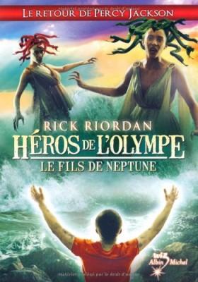 """Afficher """"Héros de l'Olympe n° 2 Le fils de Neptune"""""""