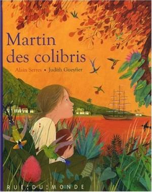 """Afficher """"Martin des colibris"""""""