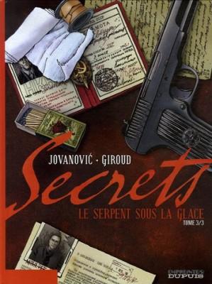 """Afficher """"Secrets 1 Le Serpent sous la glace, t.3"""""""