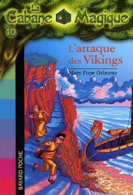 """Afficher """"Cabane magique (La) n° 10 Attaque des Vikings (L')"""""""