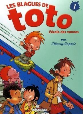 """Afficher """"Les blagues de Toto n° 1 L'école des vannes"""""""