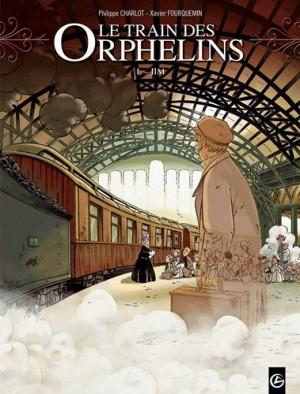 """Afficher """"Le train des orphelins n° 1<br /> Jim"""""""