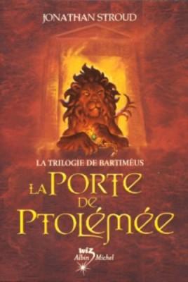 """Afficher """"La trilogie de Bartiméus n° 3 La porte de Ptolémée"""""""