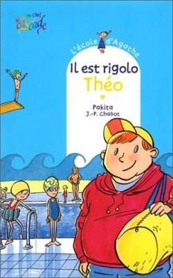 """Afficher """"L'Ecole d'Agathe n° 8 Il est rigolo, Théo"""""""