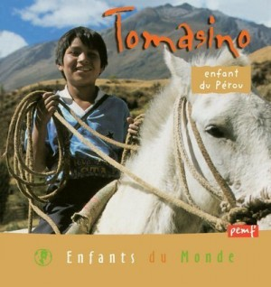 "Afficher ""Tomasine, enfant du Pérou"""