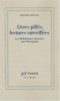 """Afficher """"Livres pillés, lectures surveillées"""""""