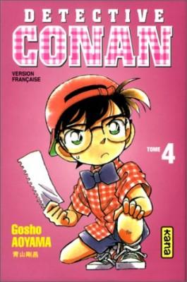 """Afficher """"Détective Conan n° 4 Détective Conan."""""""