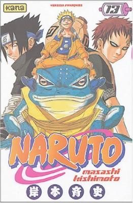 """Afficher """"Naruto n° 13"""""""