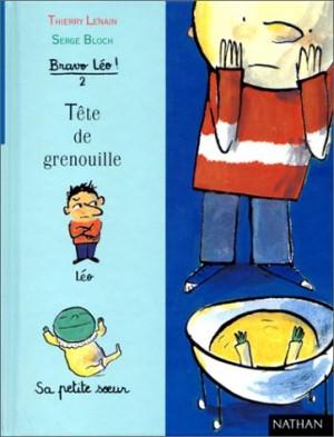 "Afficher ""Bravo Léo !. n° 2 Tête de grenouille"""