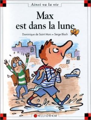 """Afficher """"Max et Lili n° 47 Max est dans la lune"""""""