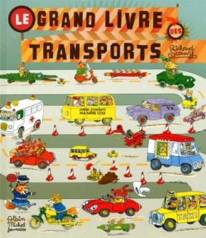 """Afficher """"Le grand livre des transports"""""""