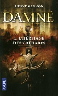 """Afficher """"Damné n° 1 L'Héritage des Cathares"""""""