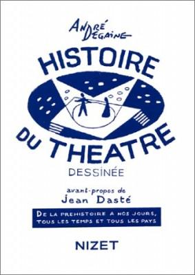 """Afficher """"Histoire du théâtre dessinée"""""""