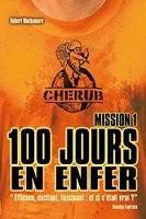 vignette de 'Cherub n° 1<br /> 100 jours en enfer (Robert Muchamore)'