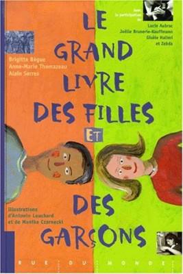 """Afficher """"Le grand livre des filles et des garçons"""""""