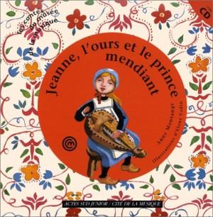 """Afficher """"Jeanne, l'ours et le prince mendiant"""""""