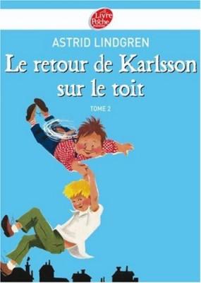 """Afficher """"Karlsson n° 2 Retour de Karlsson sur le toit (Le)"""""""
