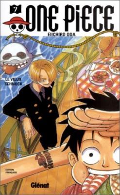 """Afficher """"One piece n° 7 One Piece. 7, Le vieux schnock"""""""