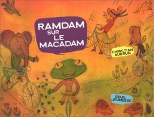 """Afficher """"Ramdam sur le macadam"""""""