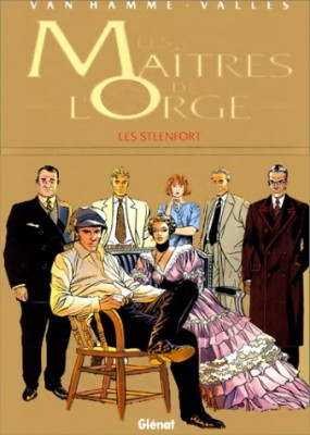 """Afficher """"Les Maîtres de l'Orge n° 8 Les Steenfort"""""""