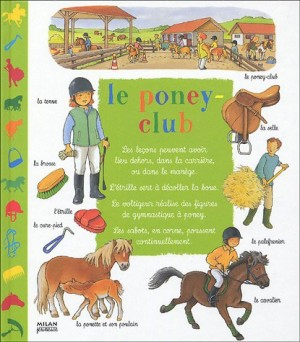 "Afficher ""Le poney-club"""