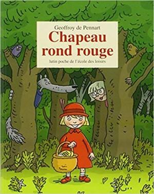 """Afficher """"Chapeau rond rouge"""""""